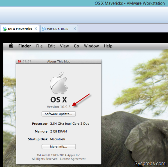 Nine Characteristics in Which 10 Windows Goes before OS X
