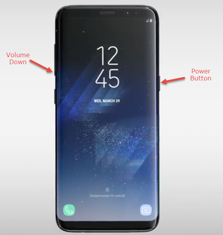 The Galaxy S8 With Physical Startup Button Would Have Been Awful